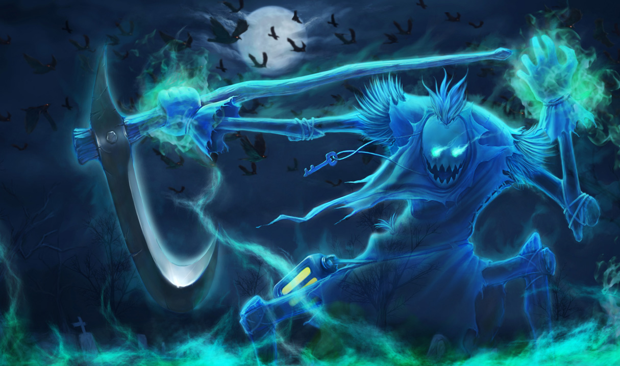 Spectral Fiddlesticks