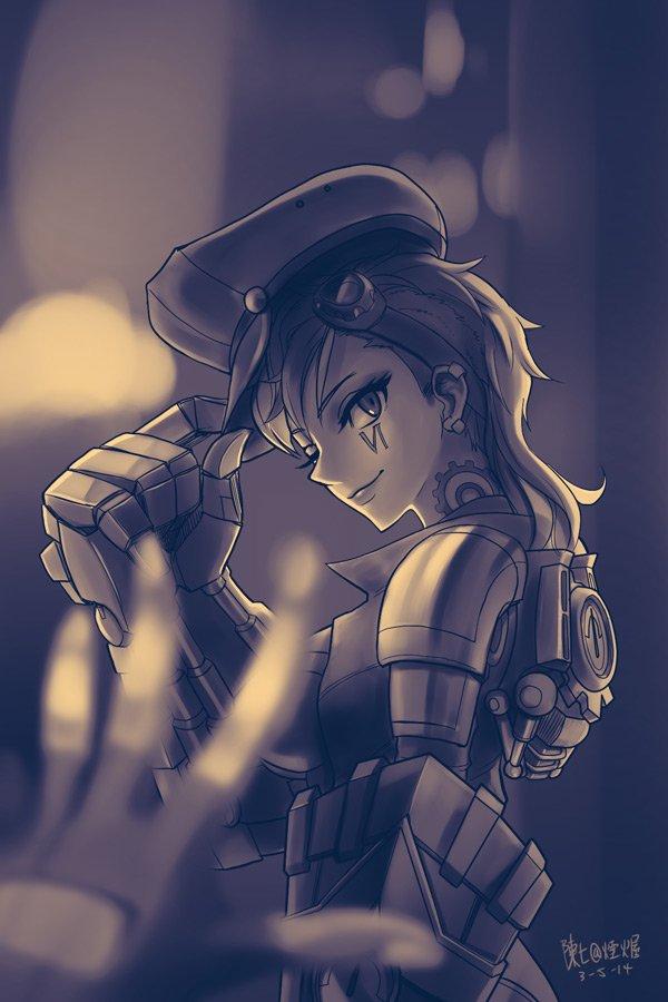 officer vi