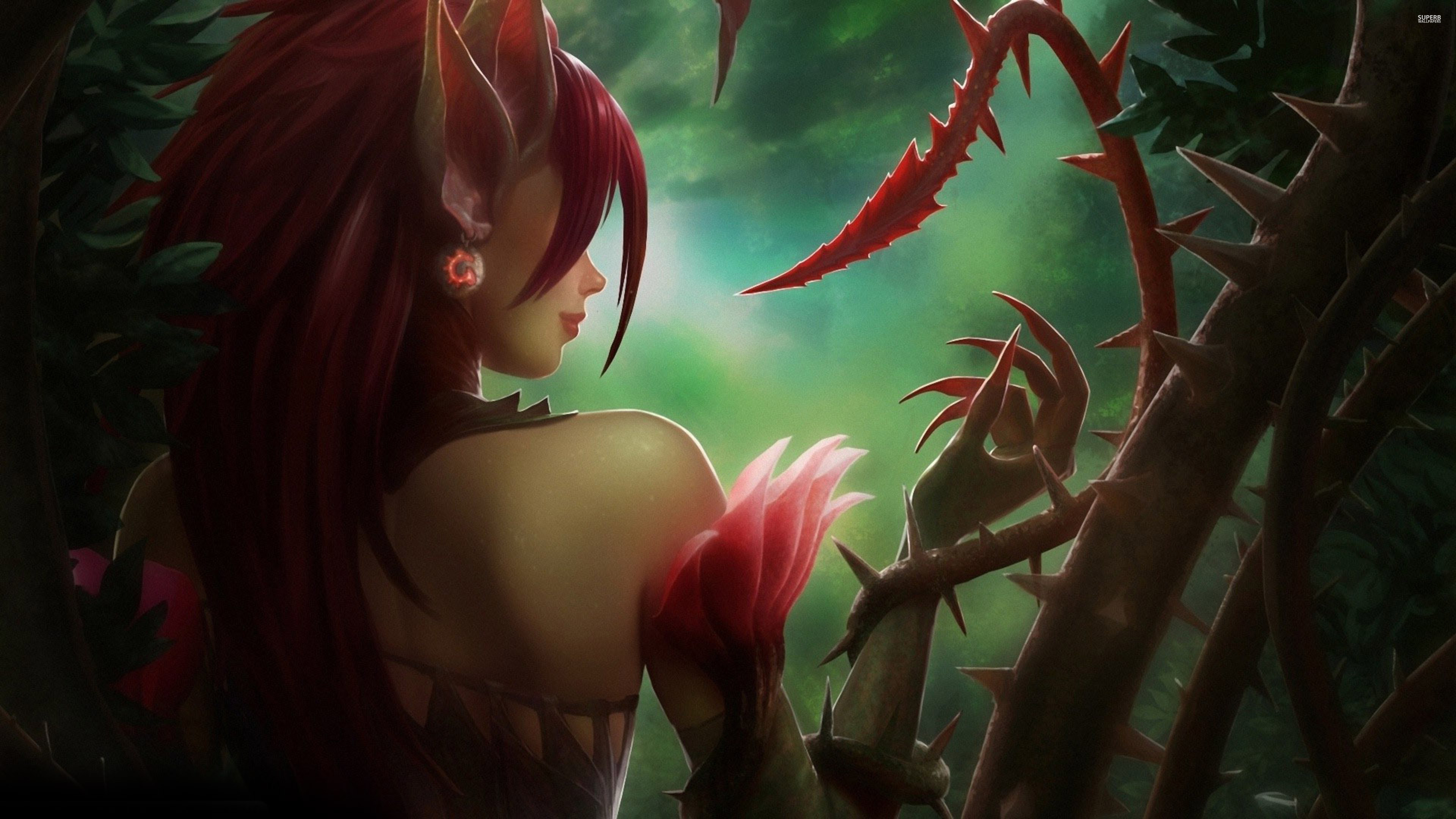 zyra league of - photo #3