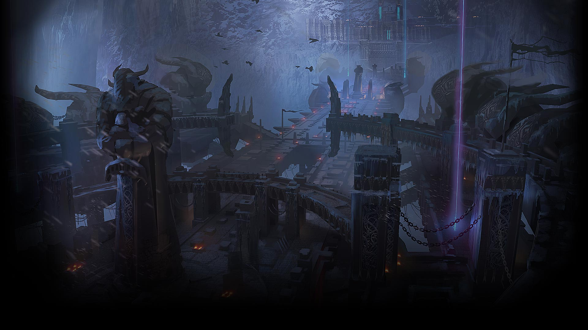 Howling Abyss League Of Legends Wallpapers  Art-of-LoL