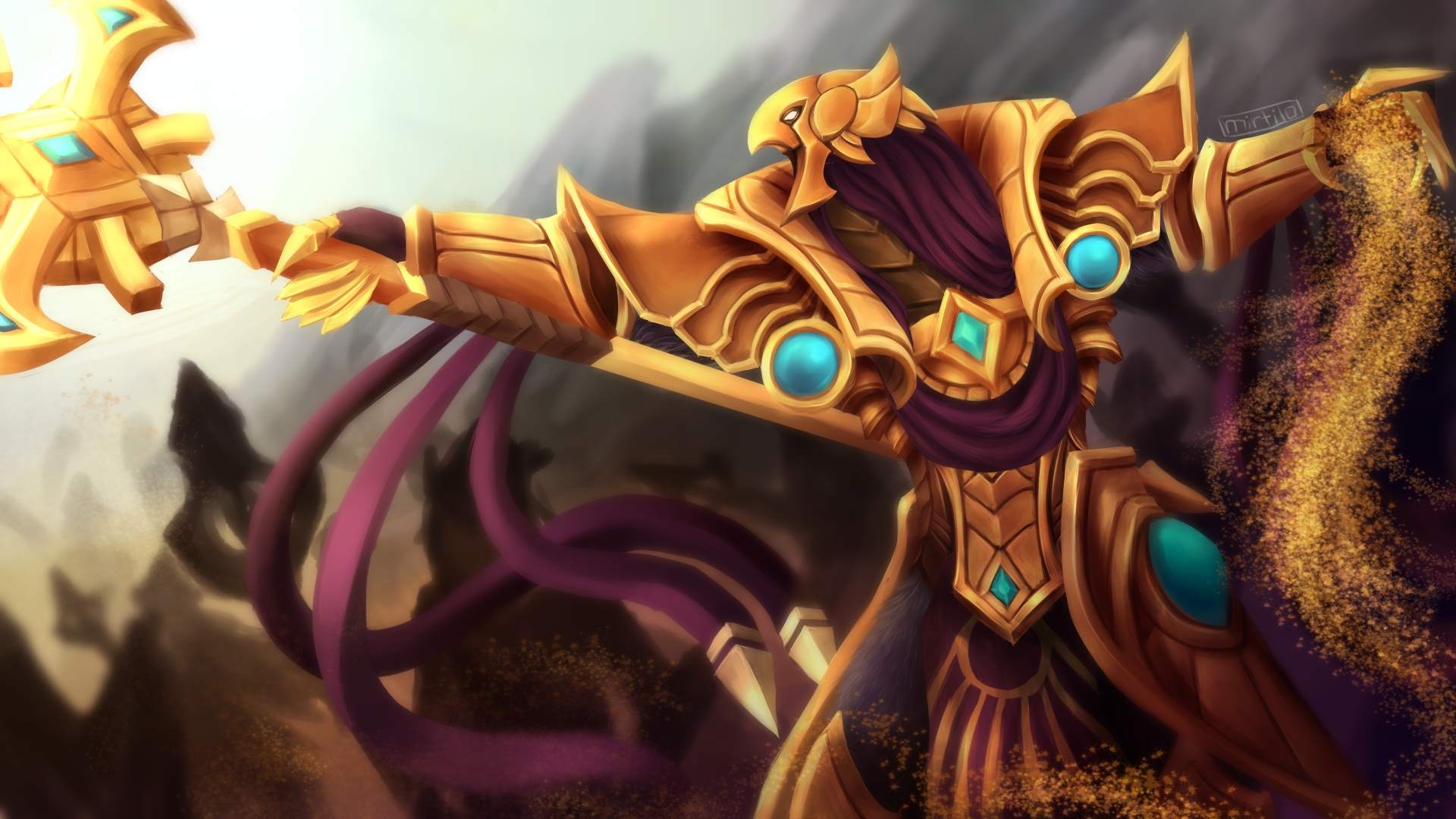 Azir Emperor of the Sands
