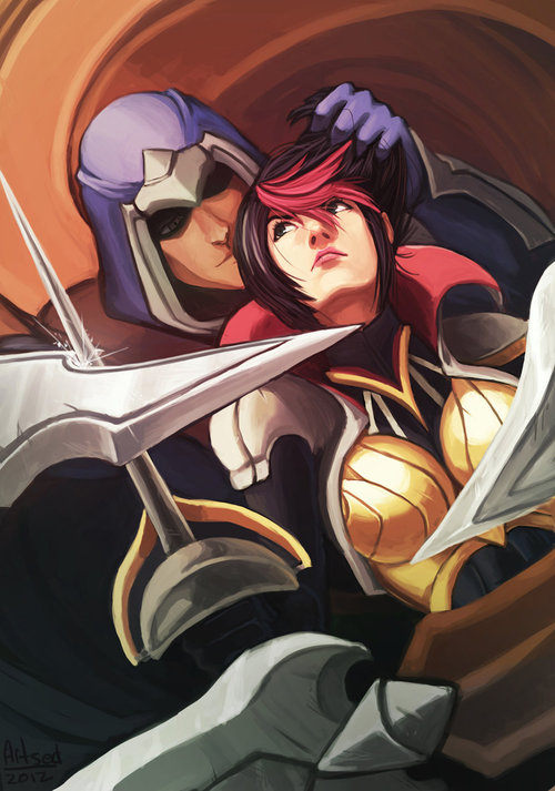 Talon vs Fiora