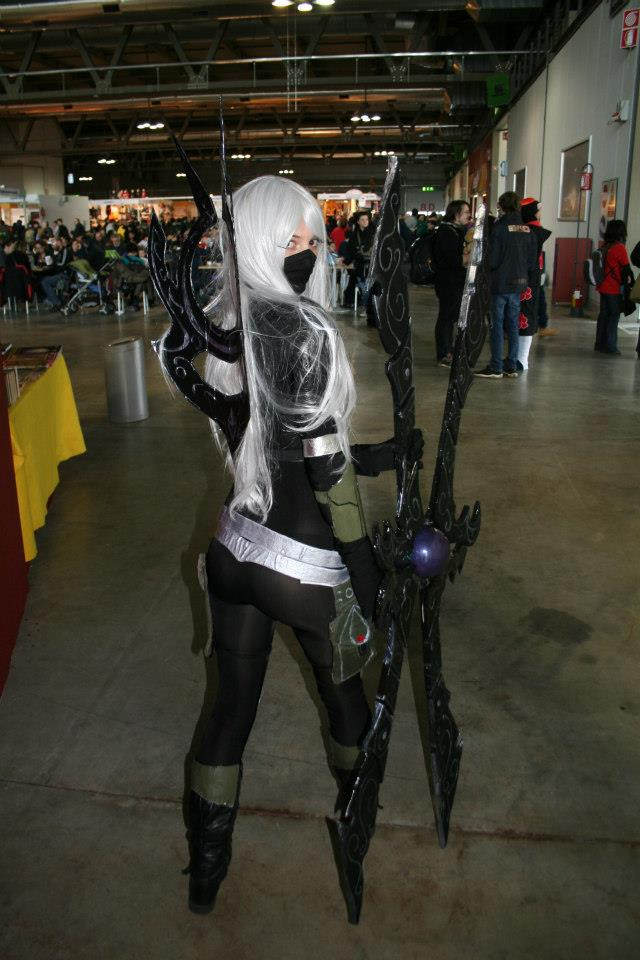 Nightblade Irelia Cosplay