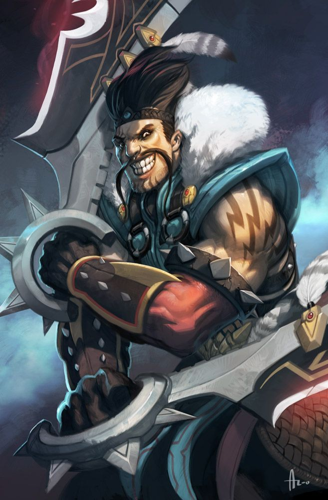 Draven Fan Art