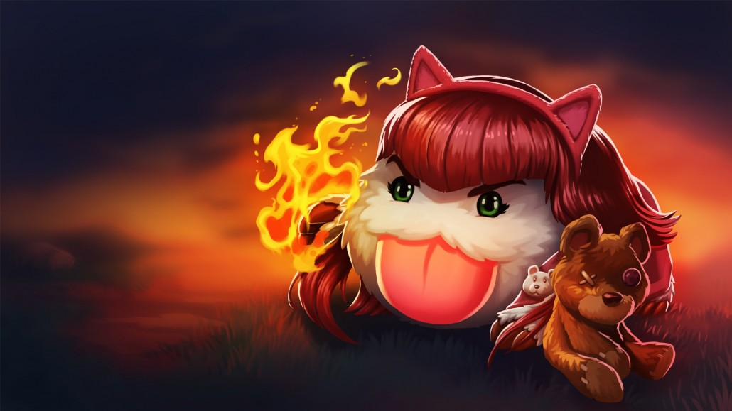Annie Poro - Wallpapers HD League Of Legends Wallpapers ...