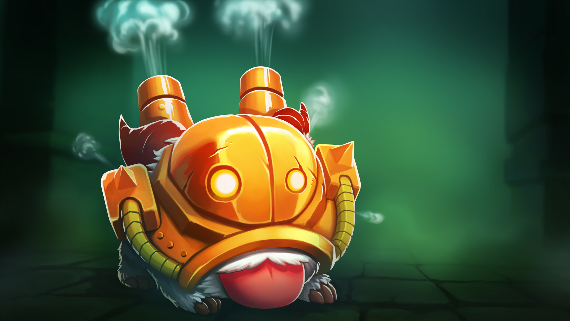 Blitzcrank Poro - Wallpapers HD