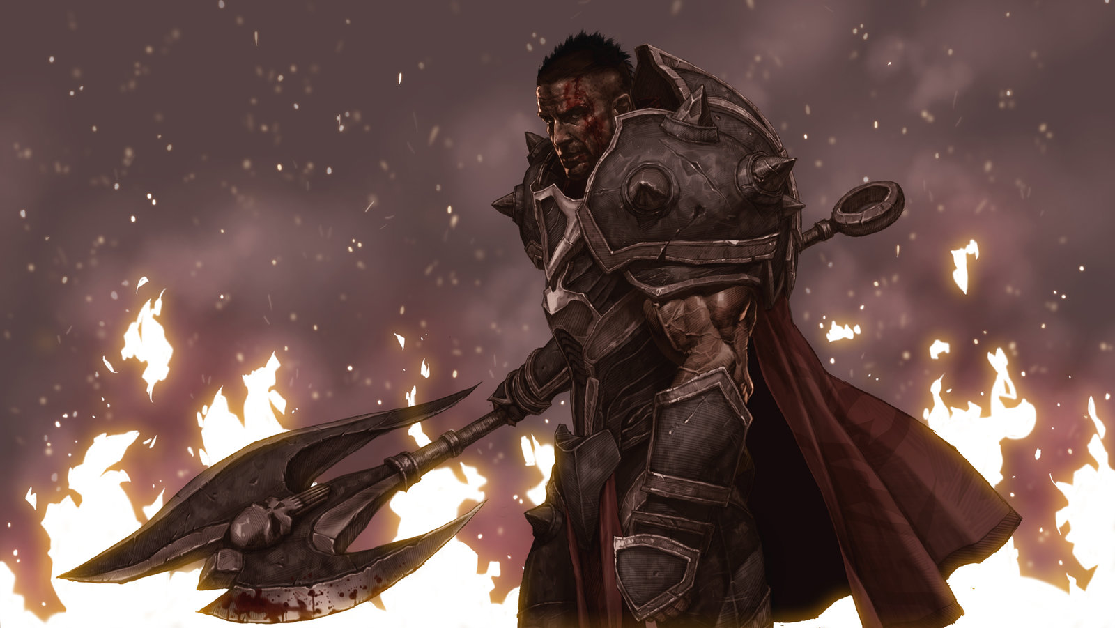 Darius League Of Legends Fan Art 1
