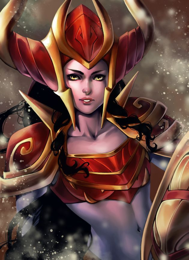 Shyvana Fan Art