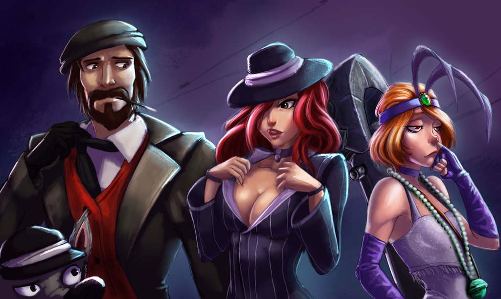 League of Mafia