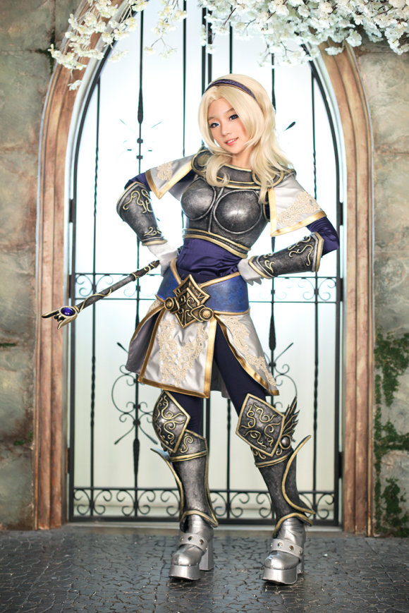 Lux Cosplay