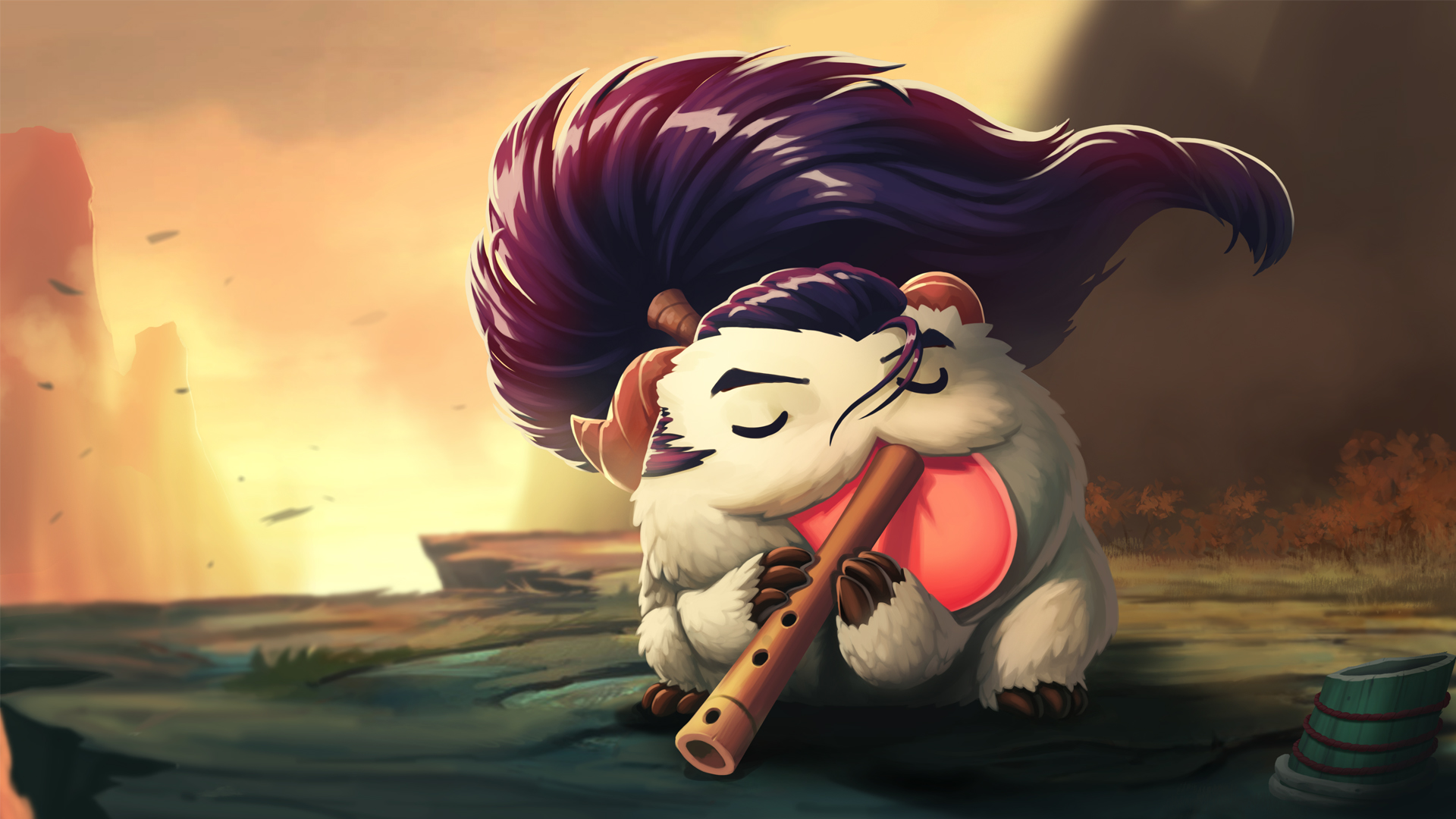 Yasuo Poro - Wallpapers HD