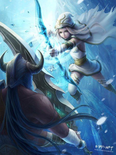 Ashe vs Tryndamere