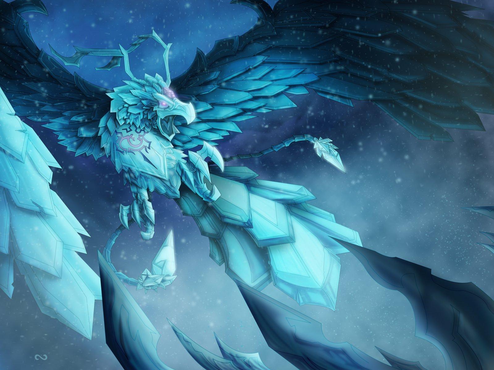 Anivia League of Legends Fan Art HD