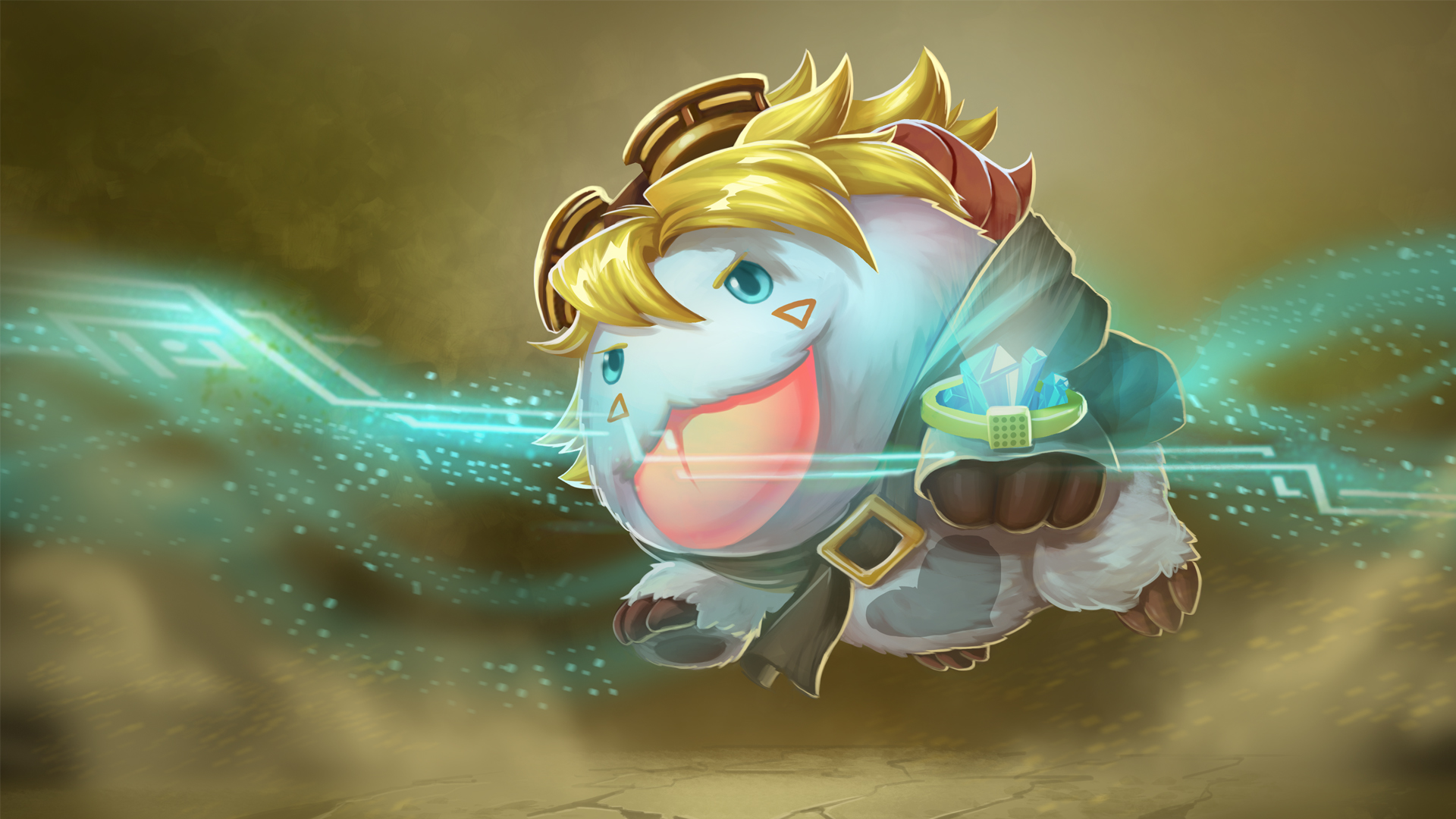 Ezreal Poro Wallpapers Hd League Of Legends Wallpapers Art Of Lol