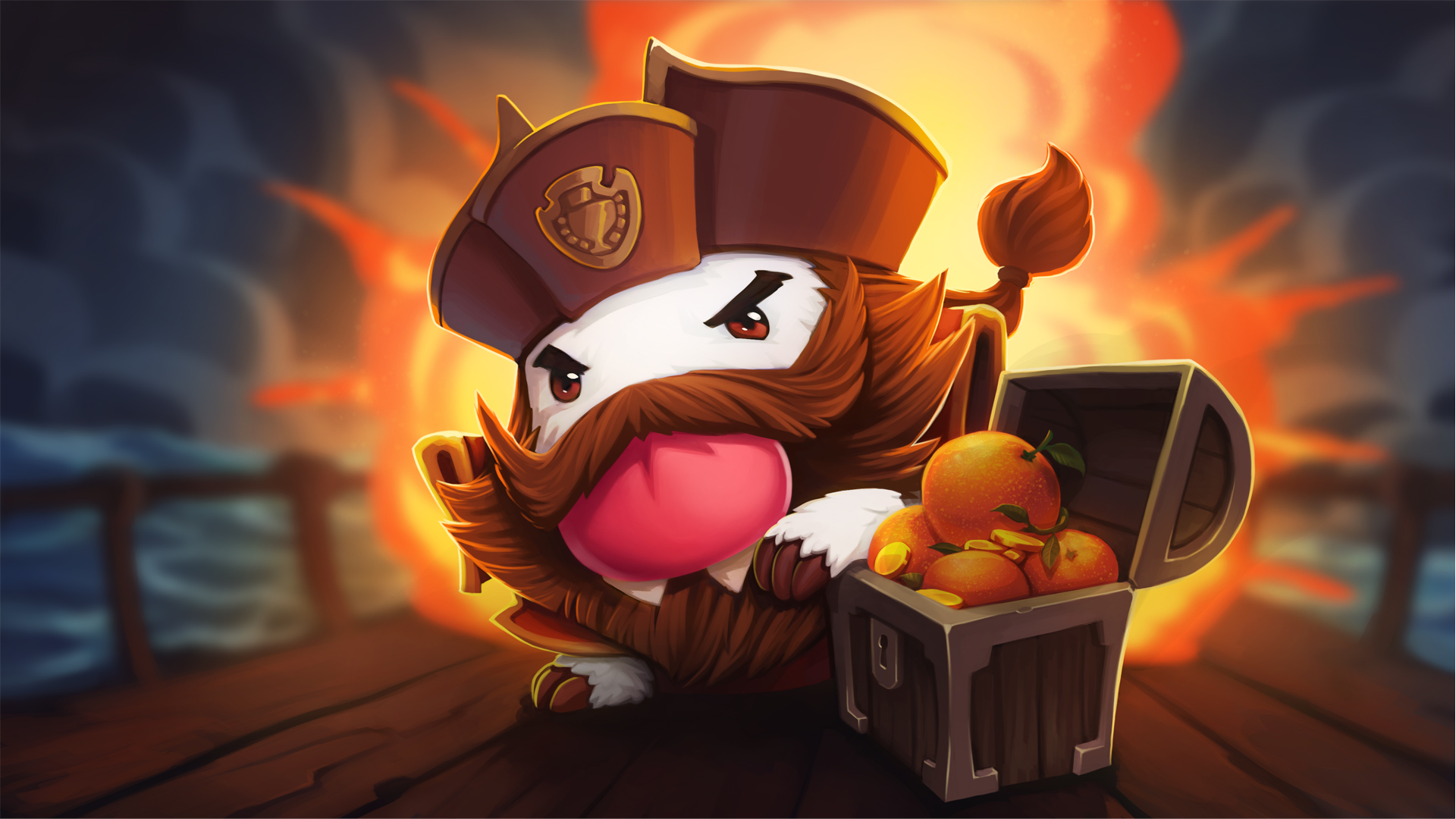 gangplank wallpaper animated