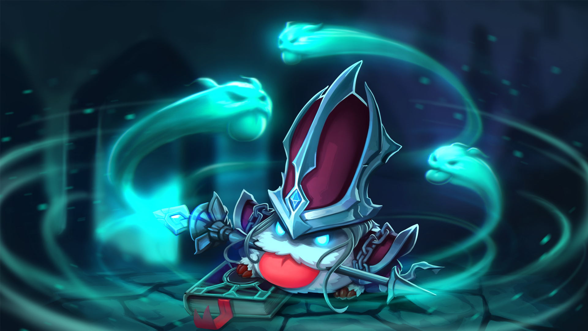 Karthus Poro - Wallpapers HD