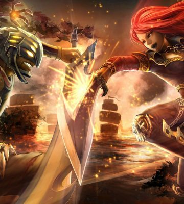 Project Yi Wallpapers Hd 1920x1080 League Of Legends Wallpapers