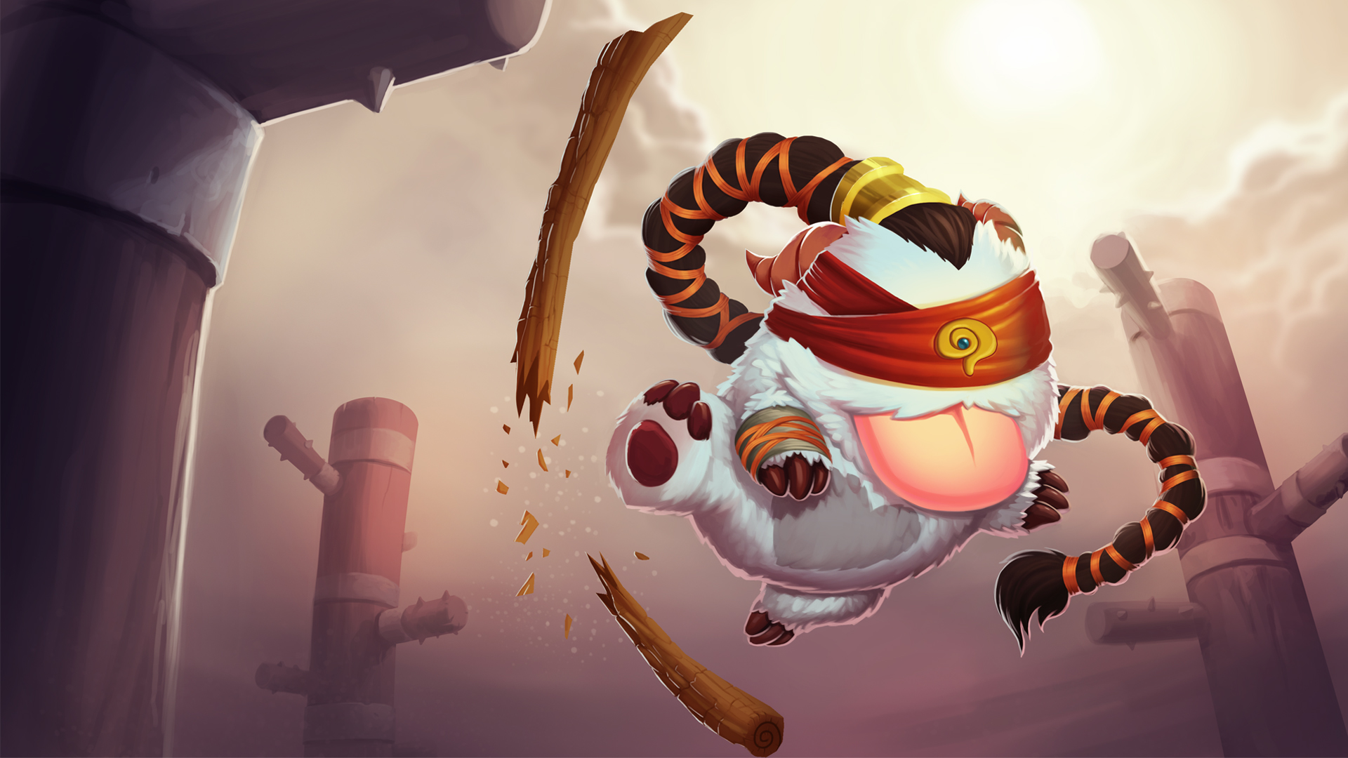 lee sin poro wallpapers hd league of legends wallpapers