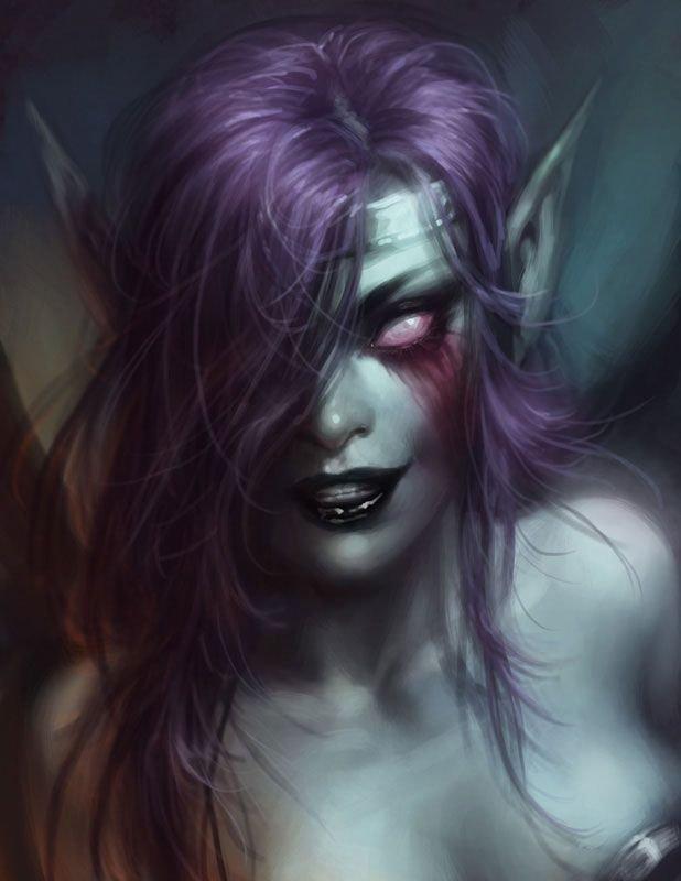 Morgana League Of Legends Fan Art 3