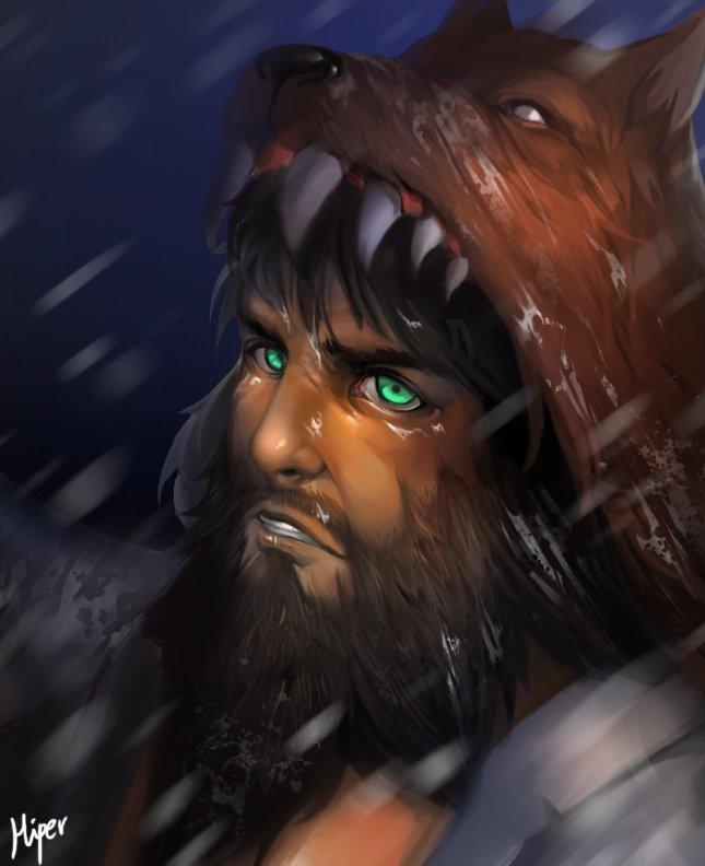 Udyr League Of Legends Fan Art