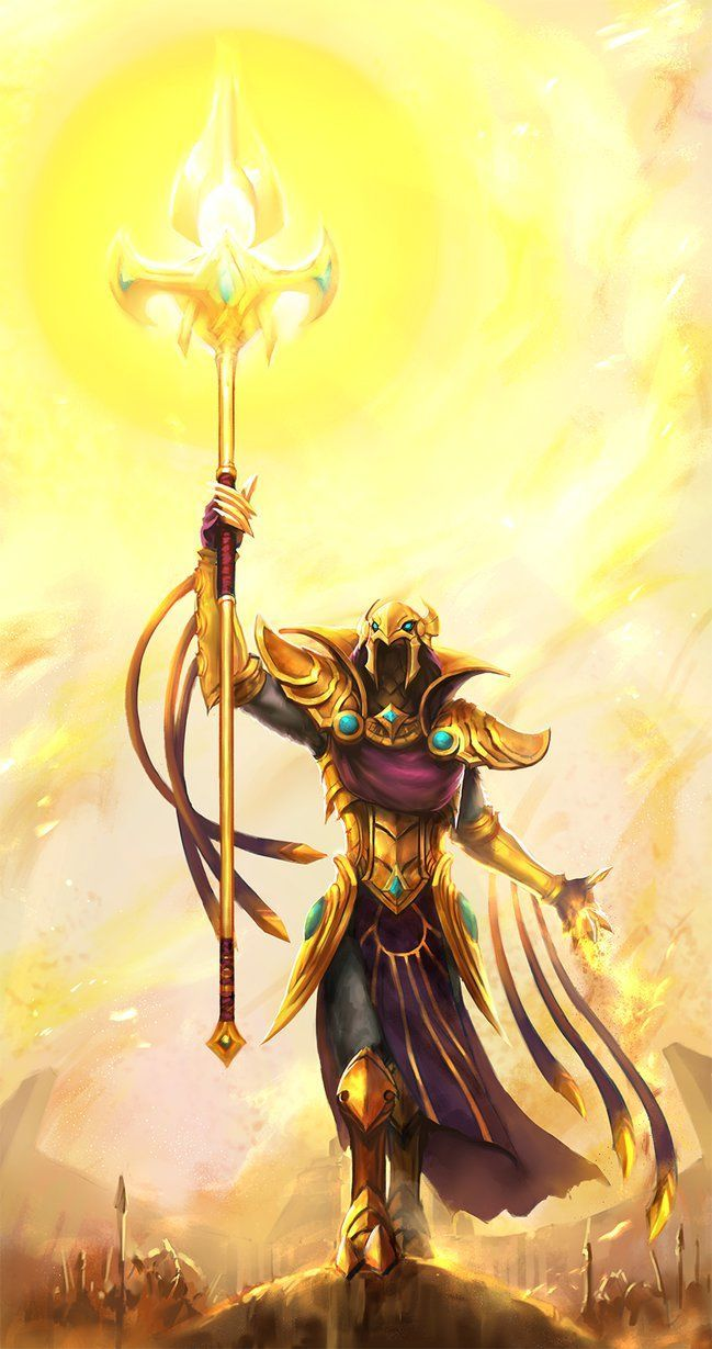 Azir League Of Legends Fan Art 2