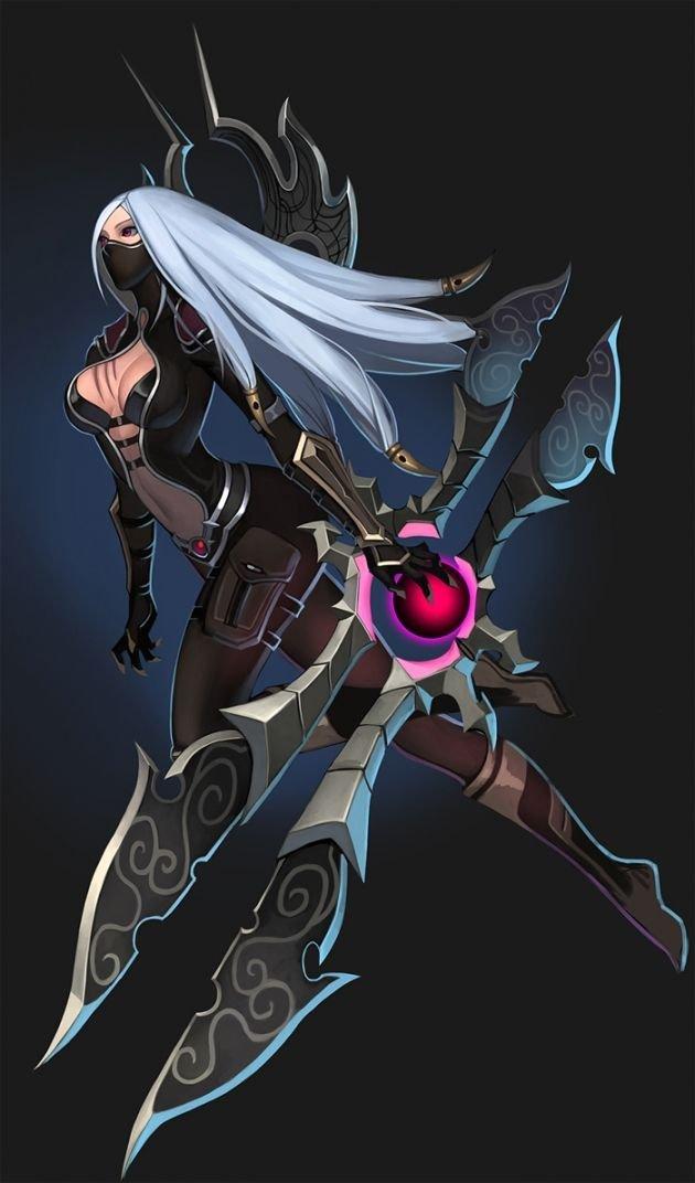 Irelia League Of Legends Fan Art 1