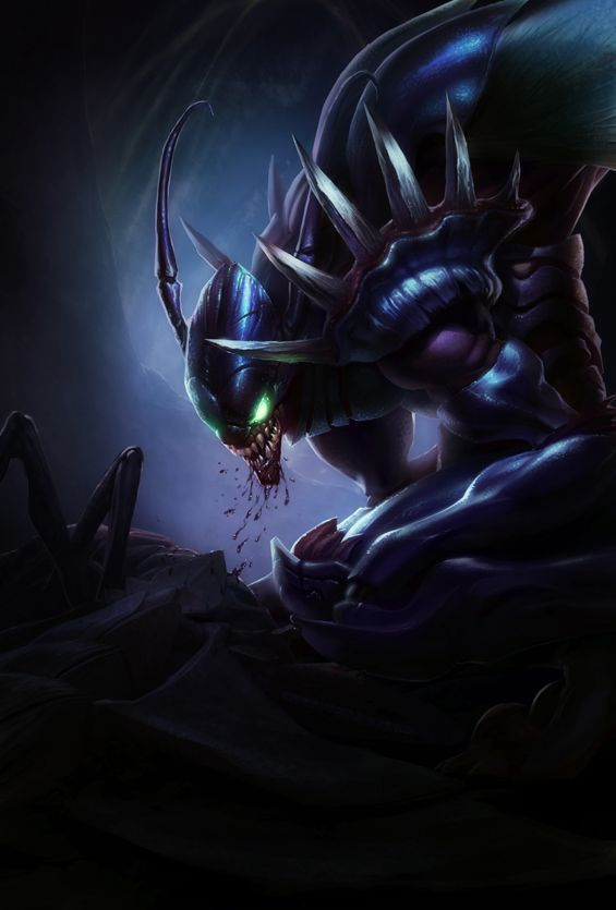 KhaZix League Of Legends Fan Art 2