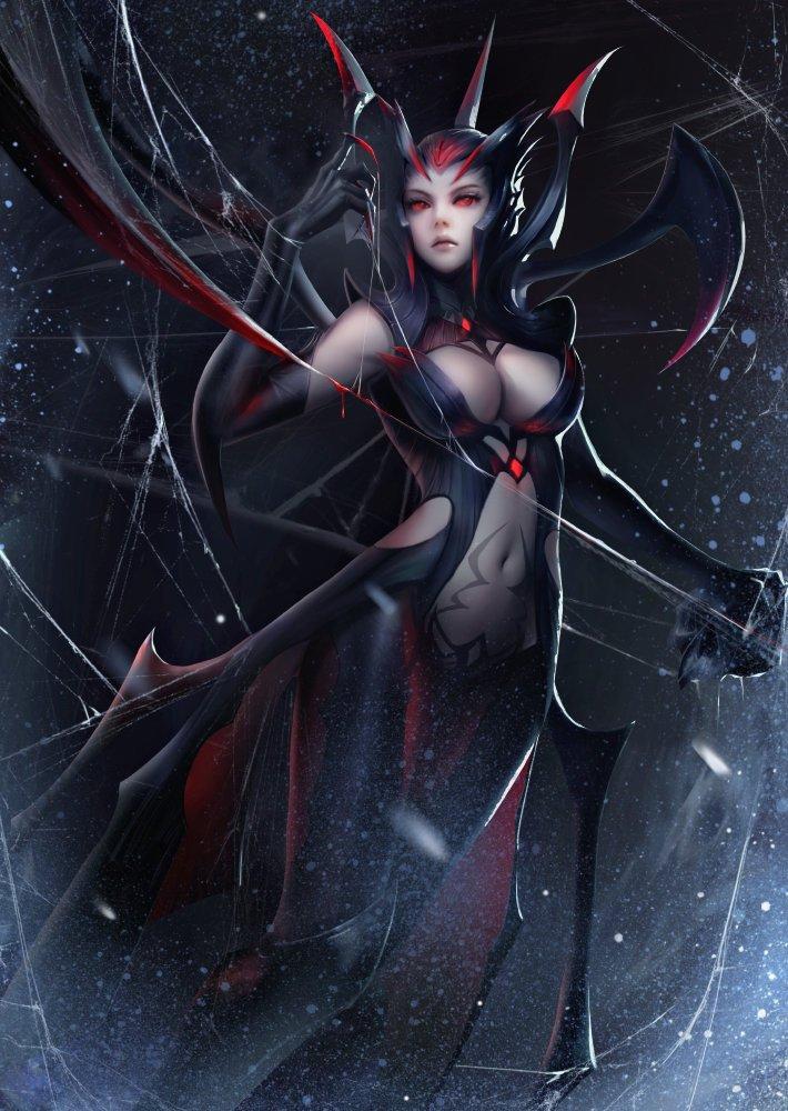 Elise League of Legends Fan Art 1