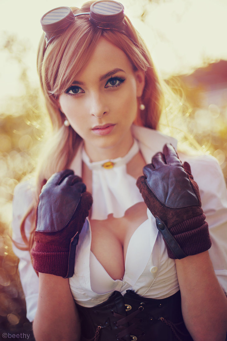 Hextech Janna League Of Legends Cosplay