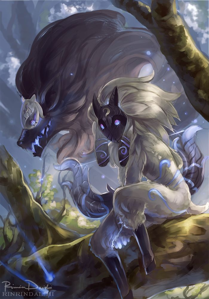 Kindred Fan Art