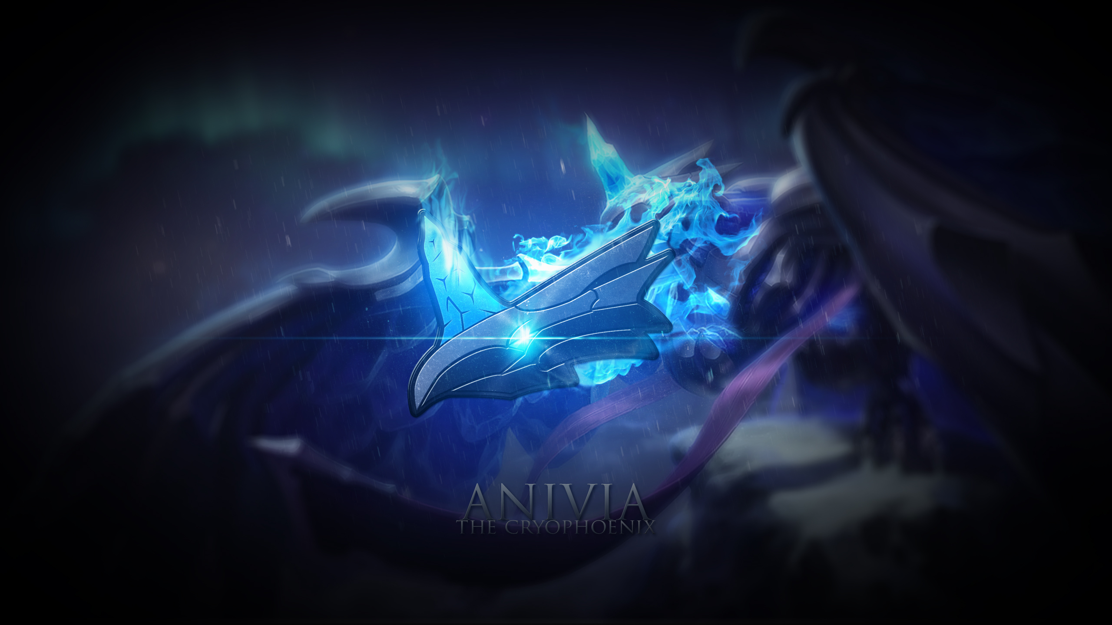 Anivia League Of Legends Wallpapers HD 1920x1080