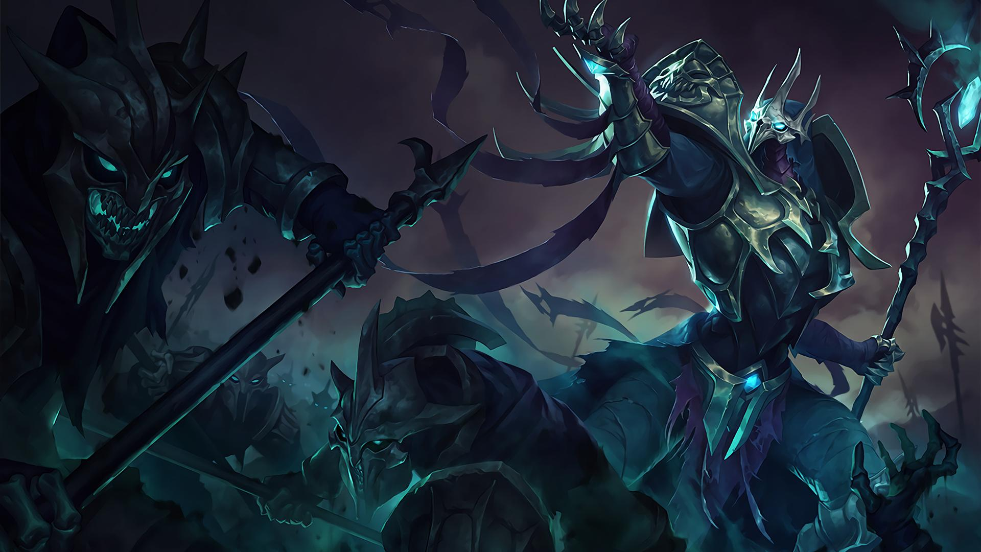 Gravelord Azir League Of Legends Wallpapers 1920x1080