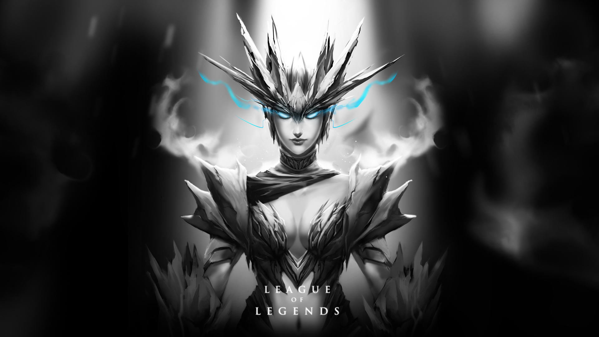 Ice Drake Shyvana League Of Legends Wallpapers HD 1920x1080