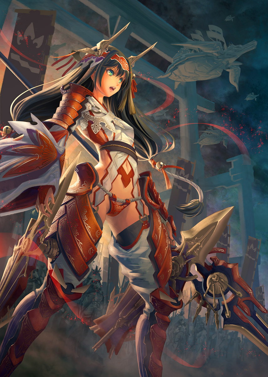 Irelia League Of Legends Fan Art