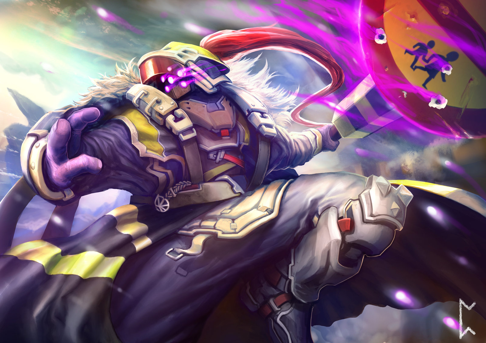 Jax League Of Legends Fan Art 1