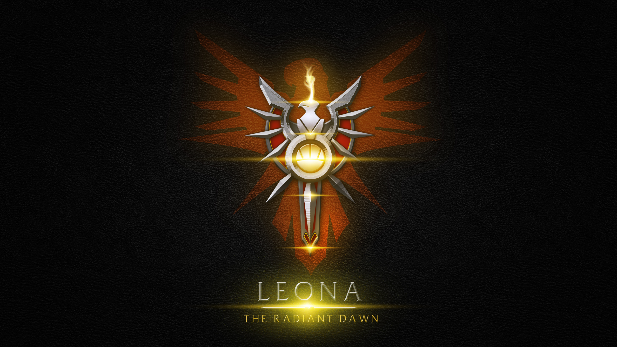 Leona League Of Legends Wallpapers Hd 1920x1080 League Of Legends