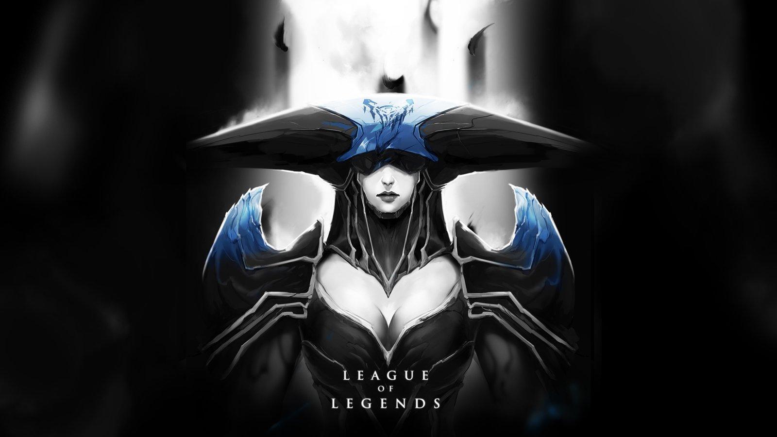 Lissandra League Of Legends Wallpapers HD 1920x1080