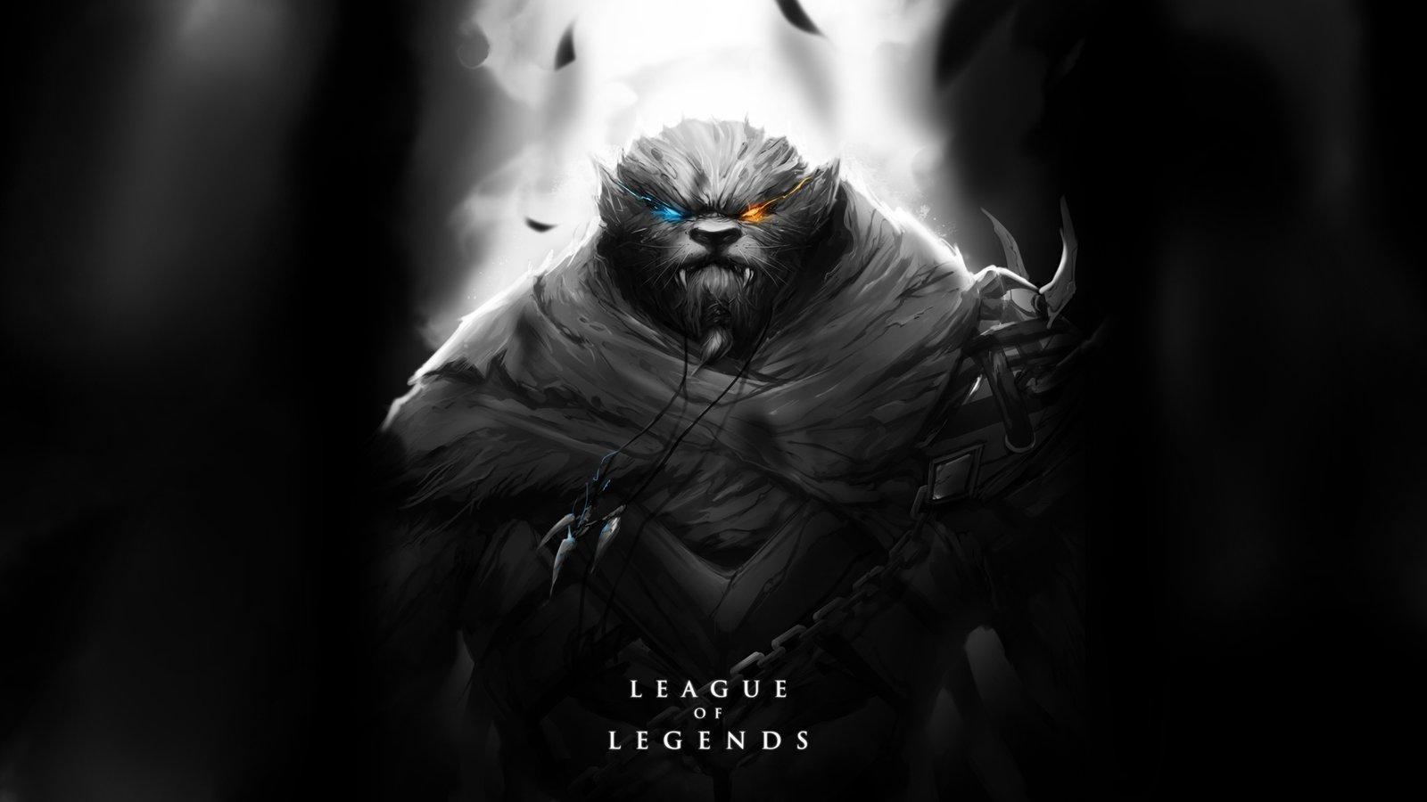 Nighthunter Rengar League Of Legends Wallpapers HD 1920x1080