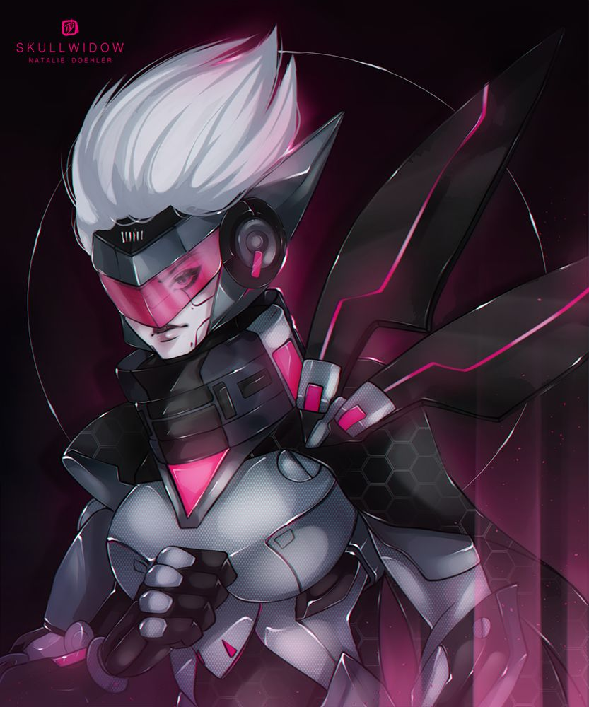 PROJECT Fiora League Of Legends Fan Art 4