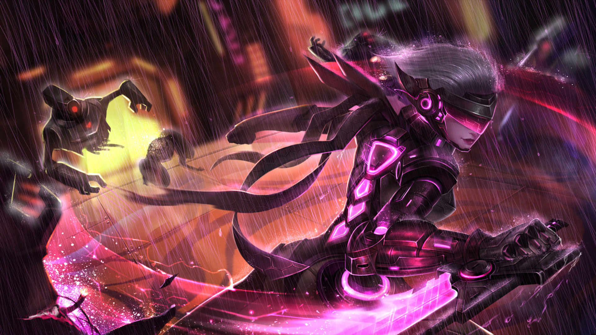 PROJECT Fiora Art Of Lol