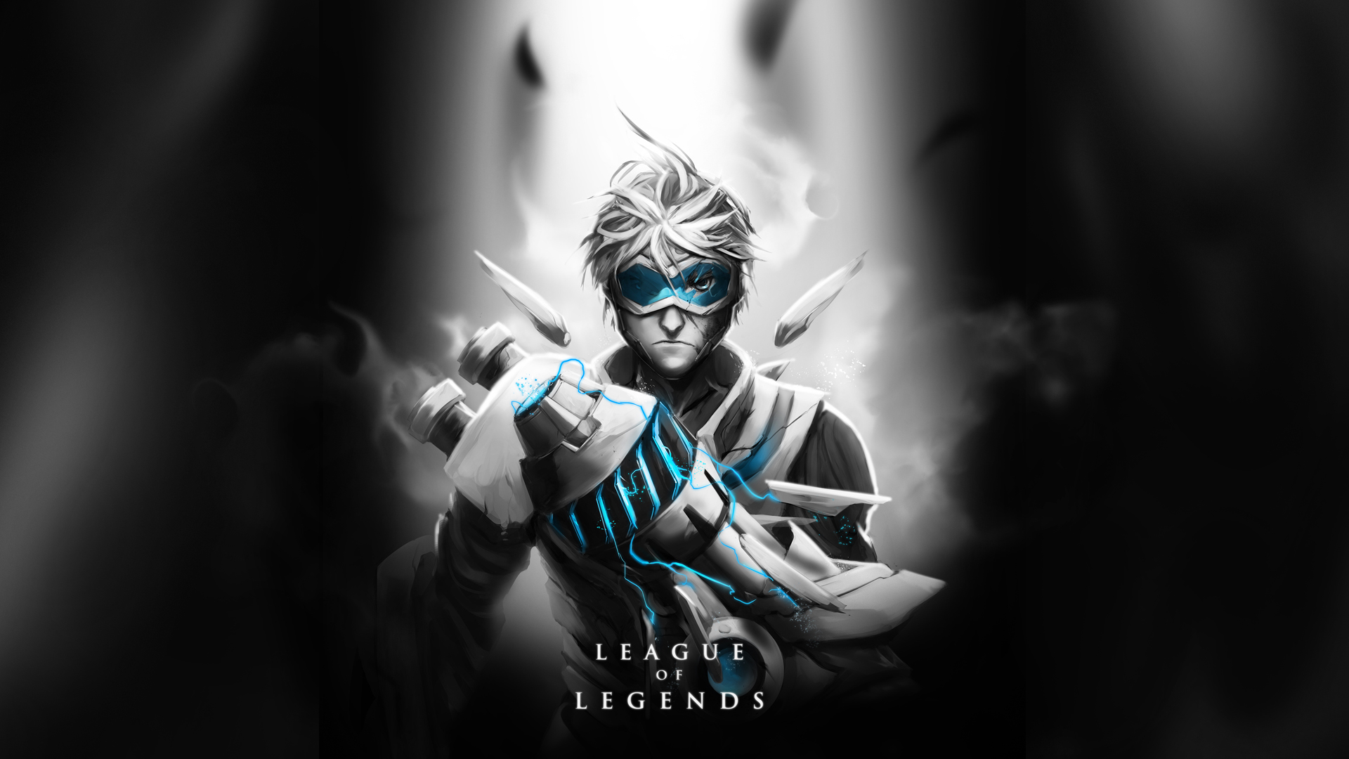 Pulsefire Ezreal League Of Legends Wallpapers HD 1920x1080