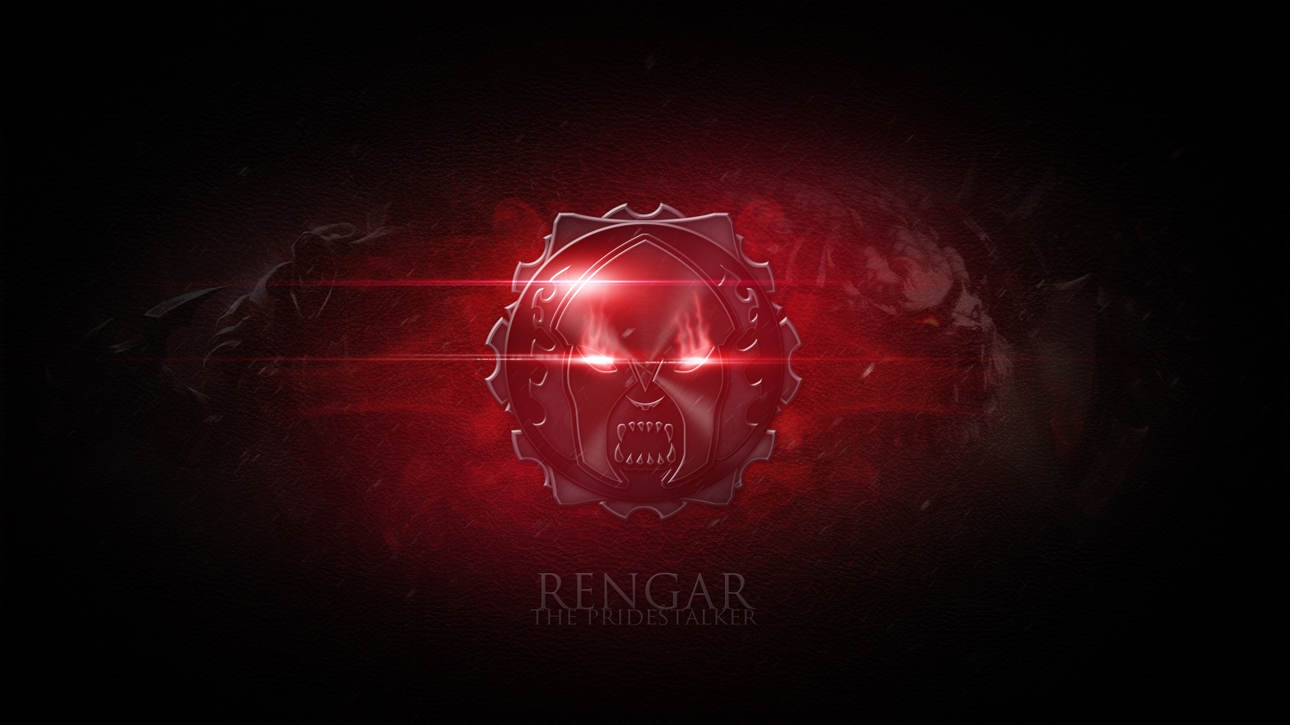 Rengar League Of Legends Wallpapers HD 1920x1080