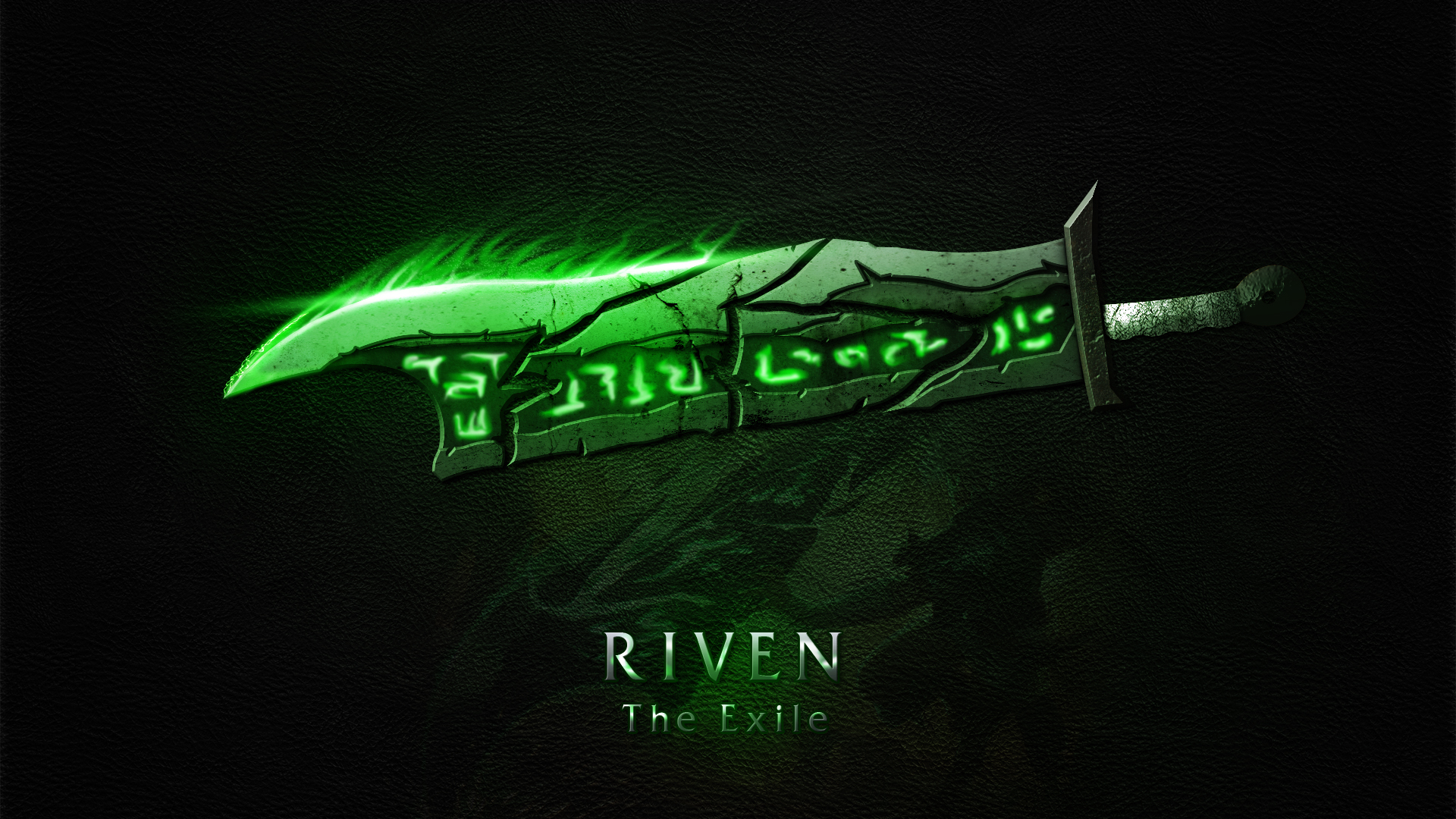 Riven League Of Legends Wallpapers HD 1920x1080