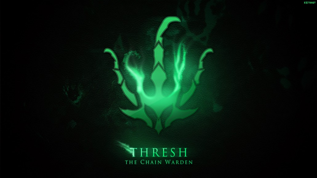 Thresh League Of Legends Wallpapers 1920x1080 League Of