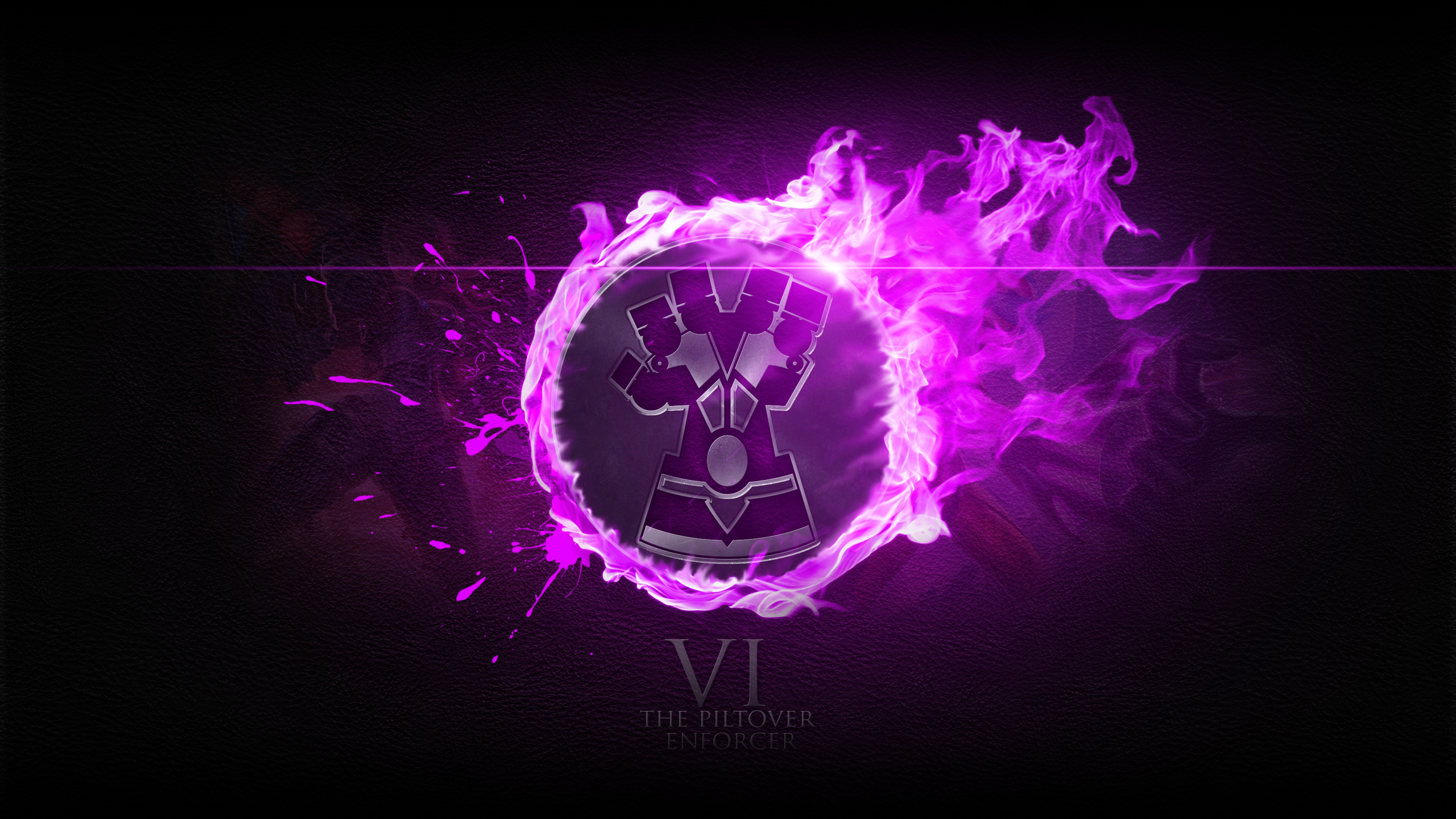 Vi League Of Legends Wallpapers Hd 1920x1080 League Of Legends