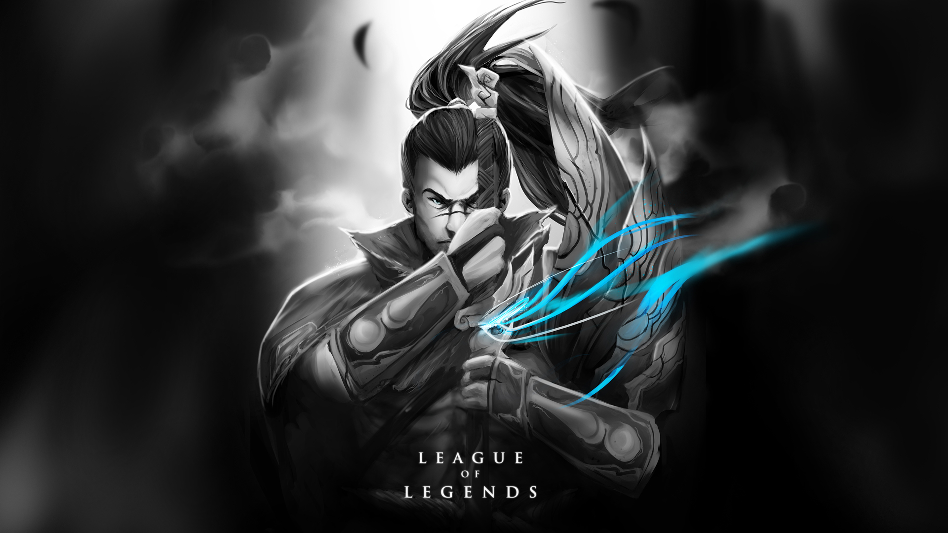 Yasuo League Of Legends Wallpapers Hd 1920x1080 League Of Legends