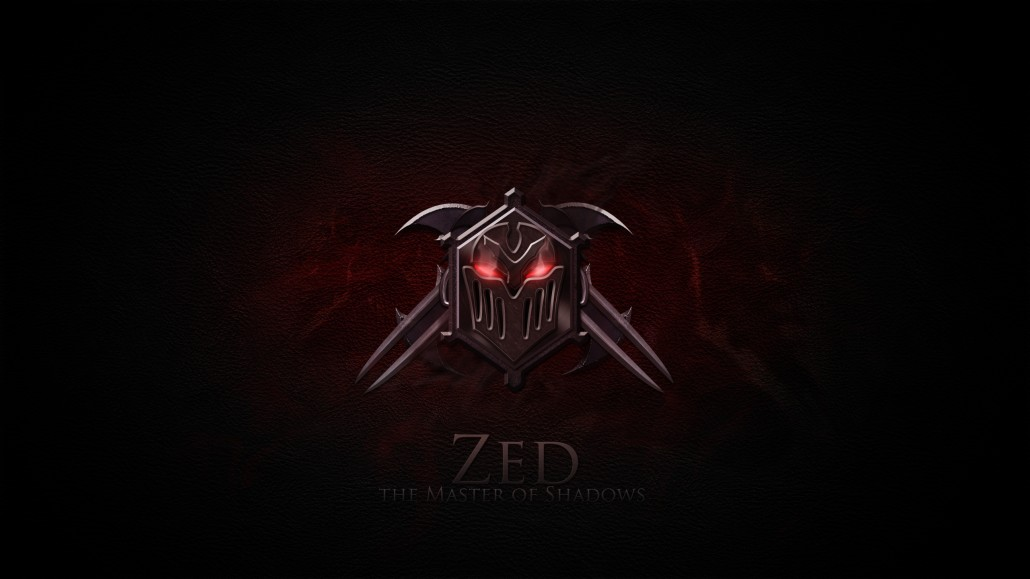 zed league of legends wallpapers hd 1920x1080 league of