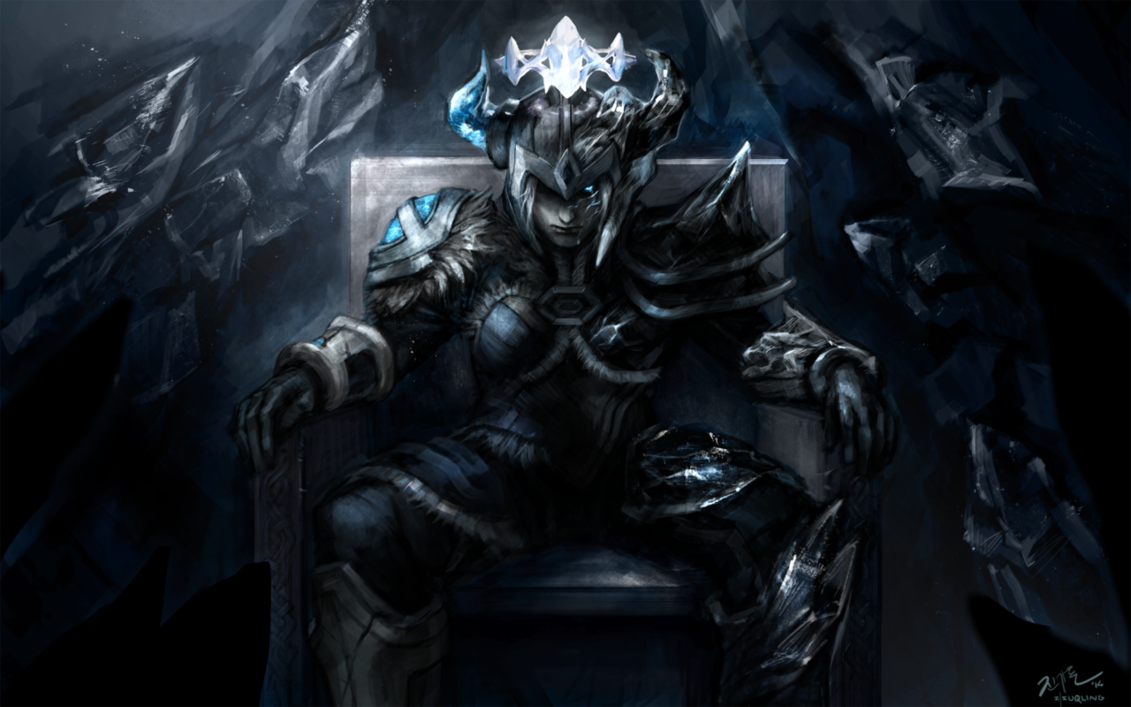 Blackfrost Sejuani League Of Legends Fan Art