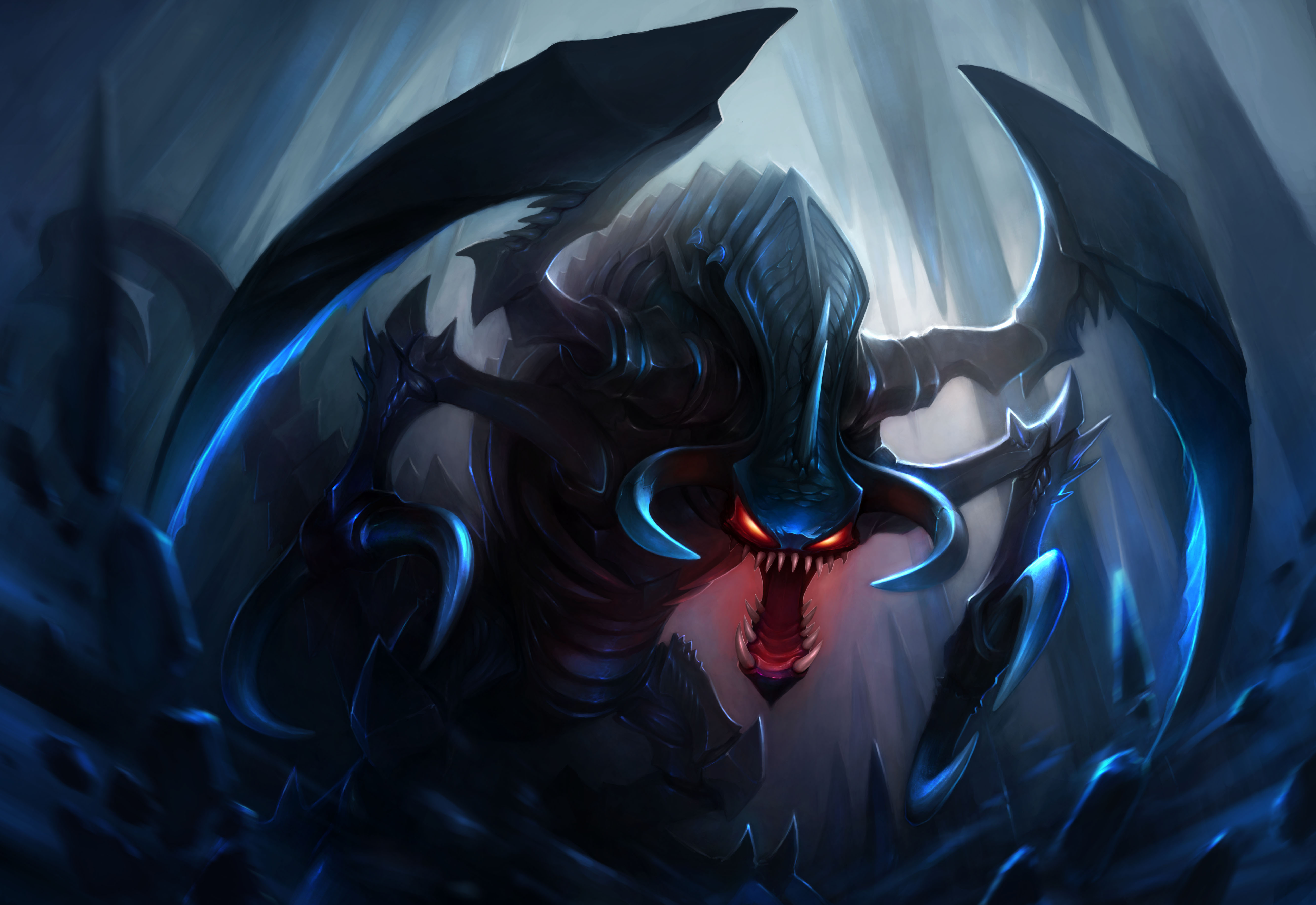 ChoGath League Of Legends Fan Art 1