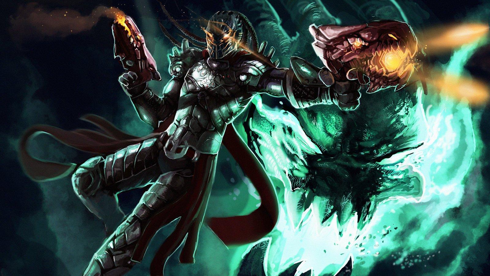 Dragonslayer Lucian League Of Legends Fan Art
